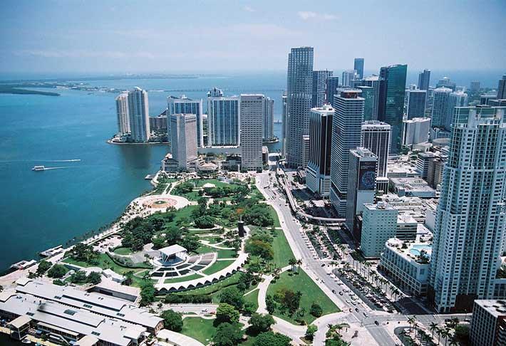 Bayfront Park Amphitheater, Miami
